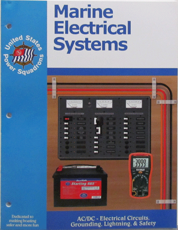 Marine Electrical Systems Course Cover