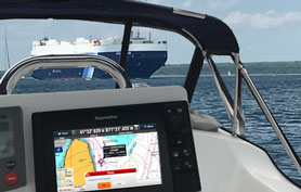 AIS marine electronics for boaters